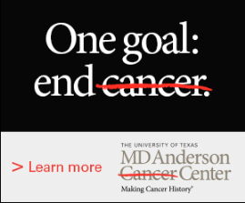 MD Anderson Ad