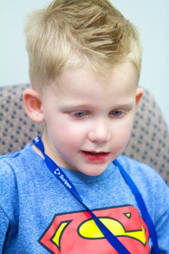 5-year-old with Brain Tumor Completes Proton Therapy, Survives