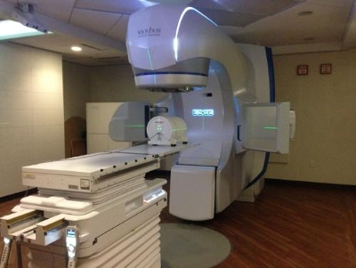 Innovative Cancer Institute In Miami Uses The Edge Radiosurgery System